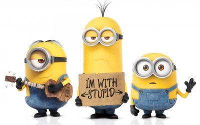 Les Minions ont la banane ! Les Jouets les Minions aussi