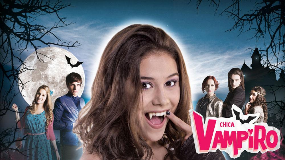 Chica Vampiro, la nouvelle violetta