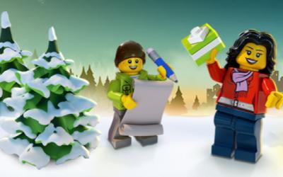 Lego la star de la brique et des jouets !