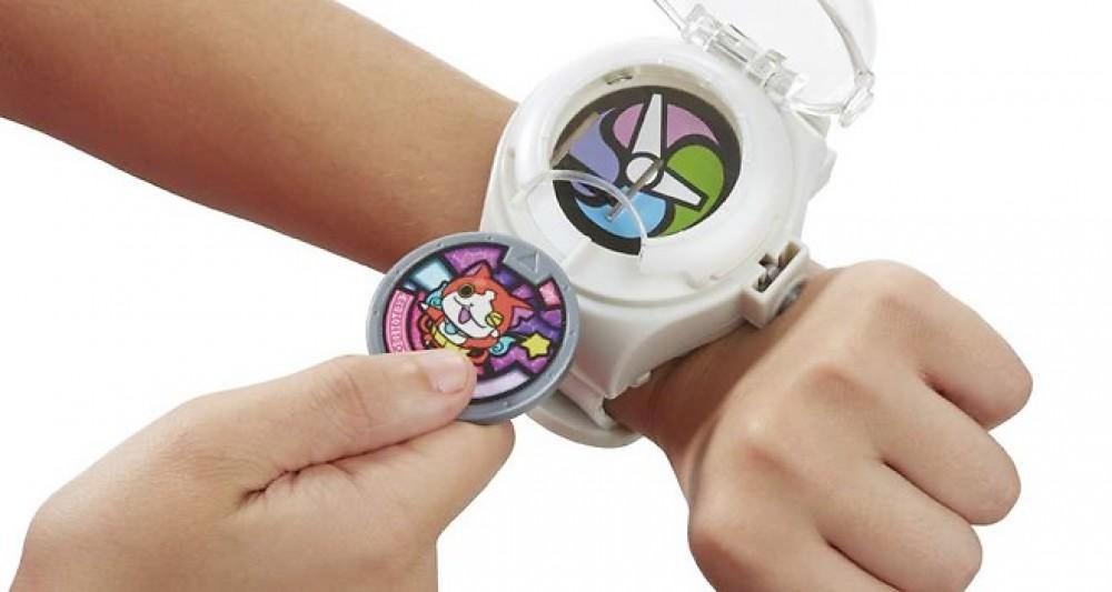 Nouveauté 2016: la Yo-Kai Watch