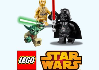 Lego Star Wars : retrouvez l'univers de Star Wars en version Lego