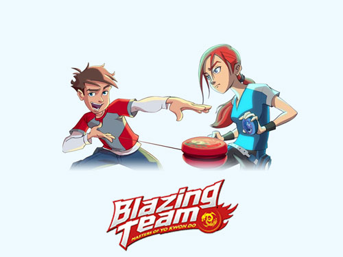 Blazing Team : les yo-yo de la Blazing Team