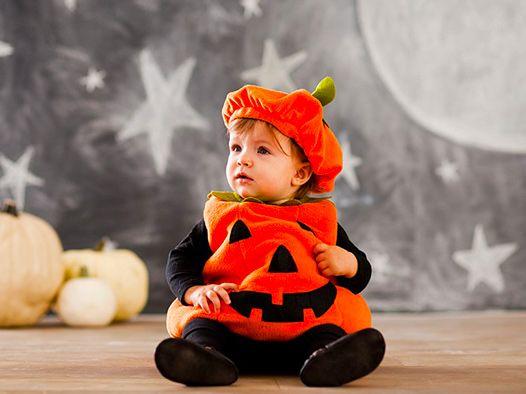 Quand déguiser votre enfant pour Halloween devient un jeu…