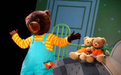 « Petit Ours Brun » : c'est la comédie musicale réservée aux enfants