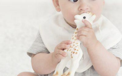 Sophie la girafe ou un jouet vieux comme le monde