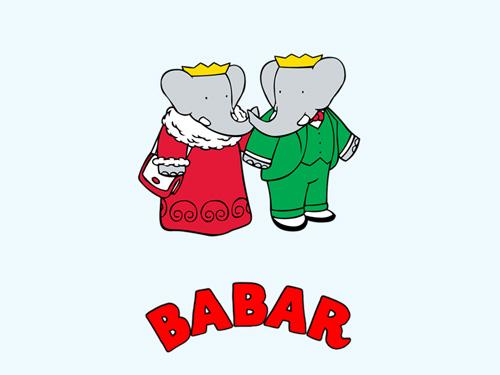 Babar : tous les jouets autour du mythique éléphant Babar