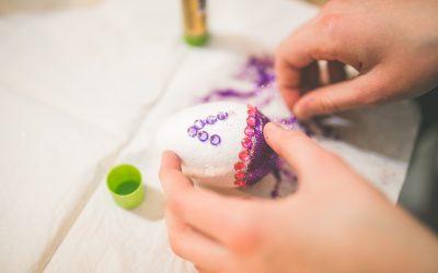 Nos inspirations DIY avec les enfants pour Pâques !