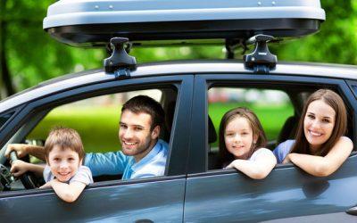 Vacances : comment égayer un trajet avec des enfants ?