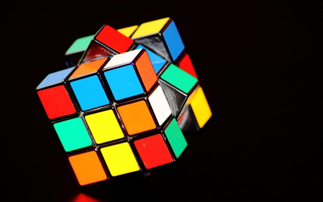 Le Rubik's Cube débarque en version interactive !