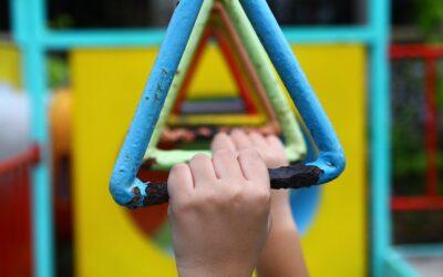 L'importance pour les enfants de jouer en plein air