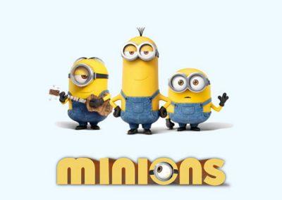 Les adorables Minions : tous les jouets Minions