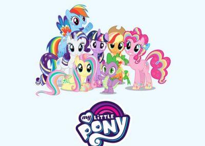My Little Pony : poneys et produits dérivés My Little Pony