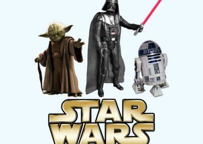 Star Wars : les meilleurs jouets d'après la saga Star Wars