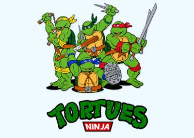 Les intrépides Tortues Ninja : tous les jouets et figurines Tortues Ninja