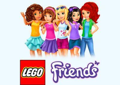 Lego Friends : tous les jouets autour de Lego Friends