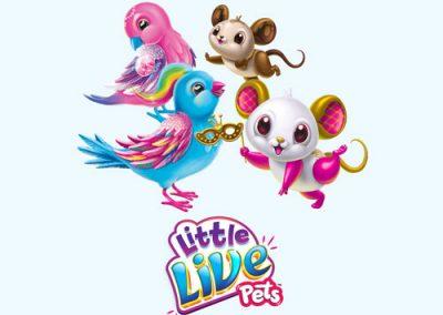 Little Pets : tous les irrésistibles animaux Little Pets