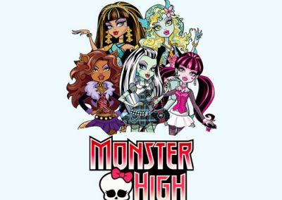 Les irrésistibles Monster High : jouets et poupées Monster High