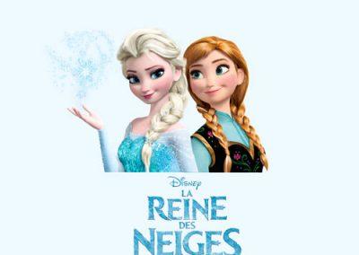 La Reine des Neiges : jouets et figurines Reine des Neiges