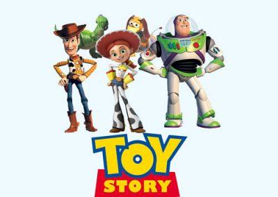 Toy Story : tous les jouets issus de la saga Toy Story