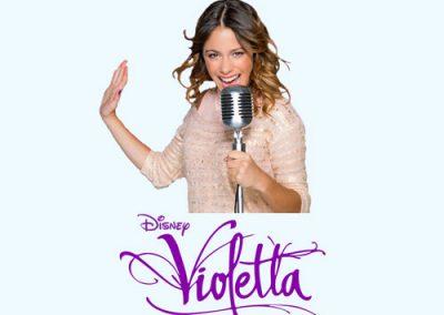 Violetta : tous les accessoires de la série culte Violetta