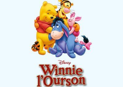 Winnie L'Ourson : jouets autour de l'univers de Winnie