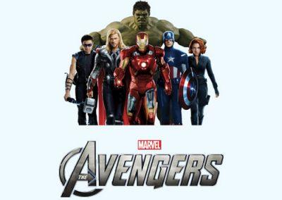 Les Avengers : tous les jouets des Avengers
