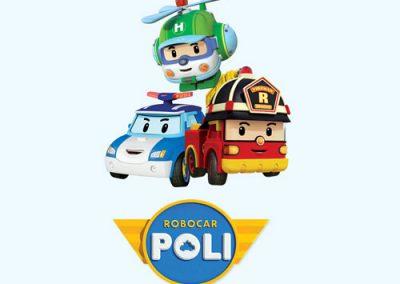 Robocar Poli : tous les jouets Robocar Poli