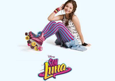 Soy Luna : produits dérivés de la série Soy Luna