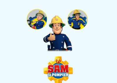 Sam le Pompier : tous les jouets Sam le Pompier