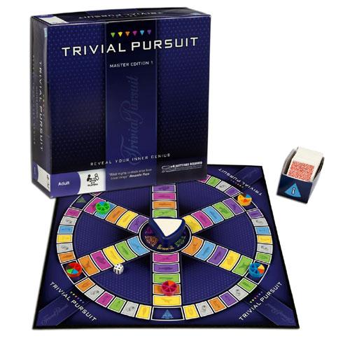 Testez votre culture au Trivial Pursuit !