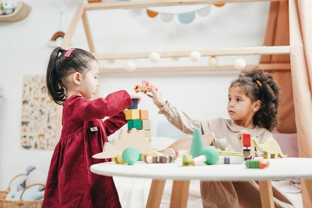 Que faut-il comprendre à propos des enfants et des jouets?