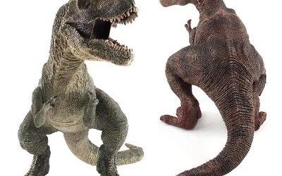 Les jouets dinosaures disponible chez Dinosaure Boutique